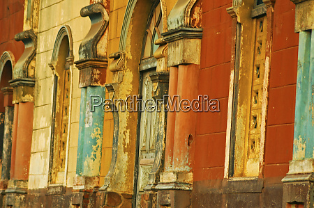 benin porto novo close up of