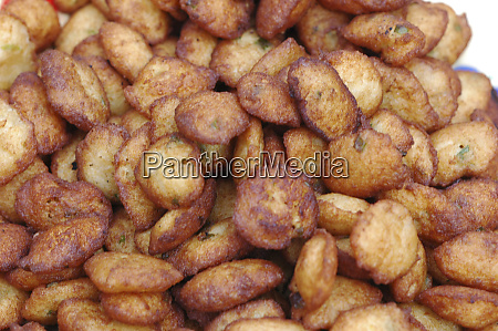 close up of fried and fat