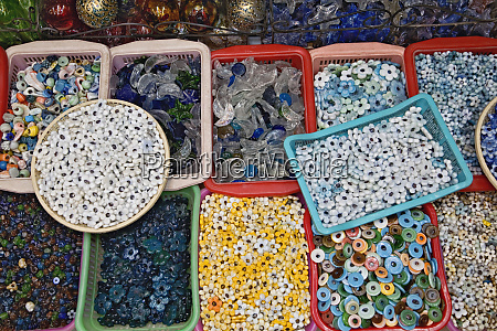colorful glass beads for sale khan