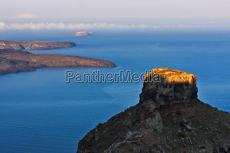 island on the coast of aegean