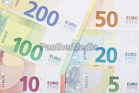 new series of european money a