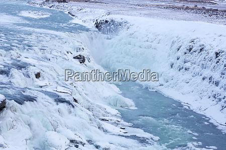 iceland golden circle gullfoss gullfoss waterfall