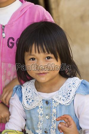young girl at the buffalo street