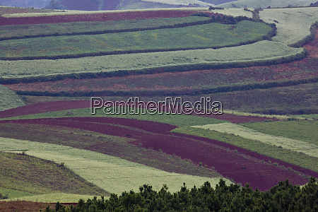 kunming dongchuan red land china with
