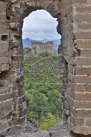 the great wall of china jinshanling
