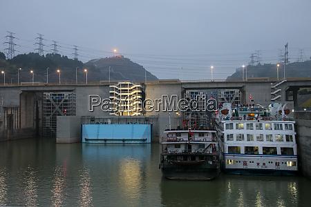 victoria cruises yangtze river trip china