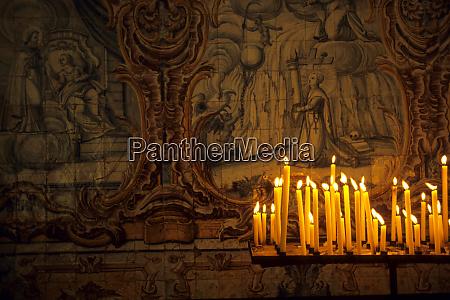 portugal setubal igreja de jesus 17th