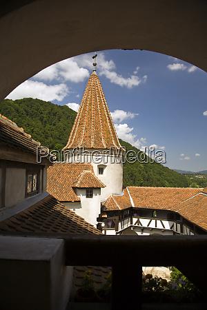 13th century bran castle draculas castle
