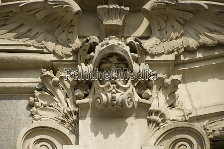 spain madrid prado museum building exterior