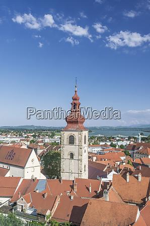 slovenia ptuj old town large format