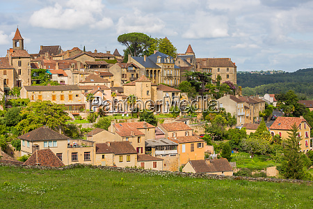view of belves france