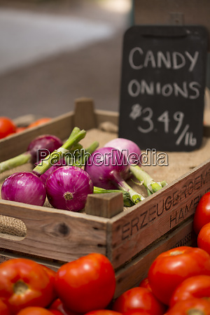 vienna virginia crate of candy onions