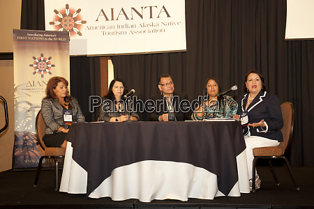 panel discussion and keynote address during