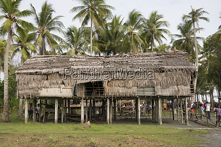 melanesia papua new guinea sepik river