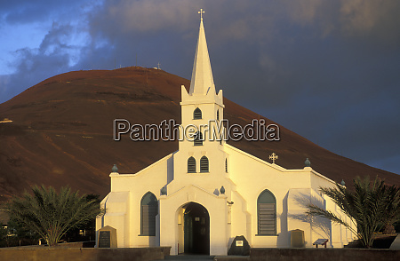 ascension island georgetown st marys church