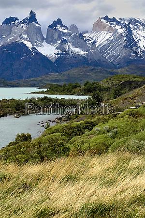south america chile patagonia torres del
