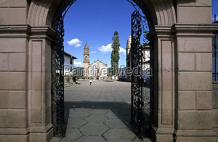 cathedral santa clara del cobre mexico