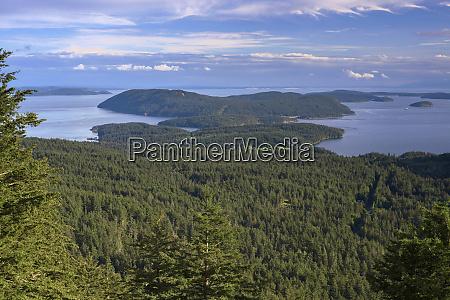 usa washington state san juan islands