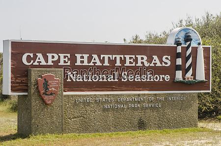 cape hatteras national seashore hatteras island