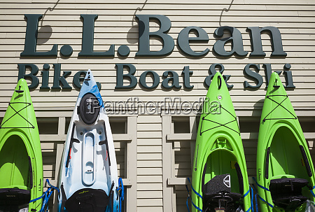 usa maine freeport ll bean store
