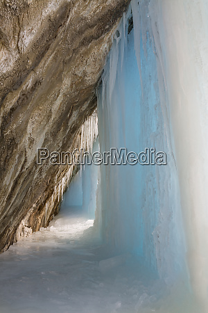 usa colorado rifle mountain park ice