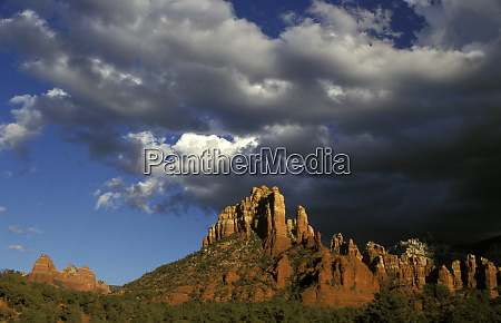 north america united states arizona sedona