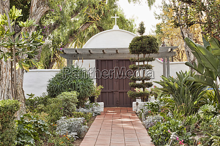 usa california san diego garden outside