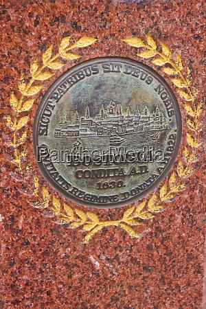 boston marathon monument in copley square