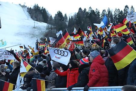 ger new years ski jumping garmisch
