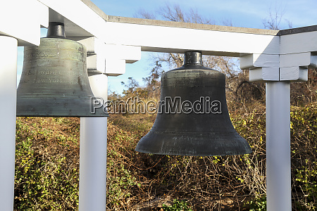 bells in front of the atwood