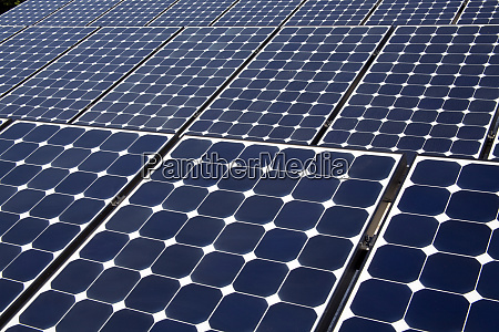 solar array on roof of firestone