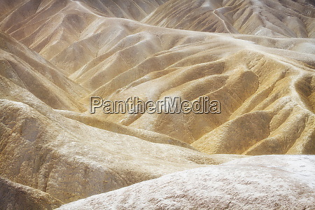 zabriskie point overlook death valley california