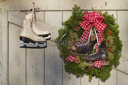 usa massachusetts essex ice skates and