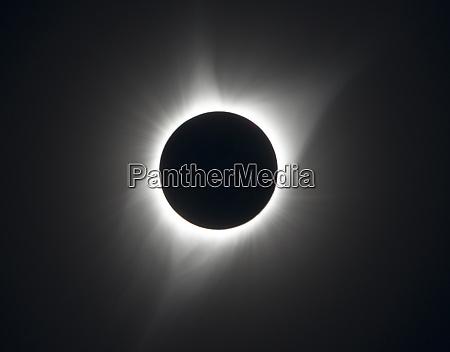 usa wyoming glendo solar eclipse corona