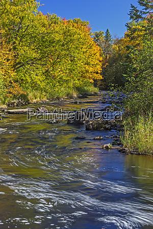 michigan, , baraga, county., sturgeon, river - 27810924