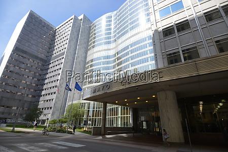 main headquarters of the mayo clinic