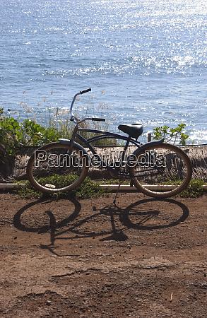usa hawaii kauai old kapaa highway