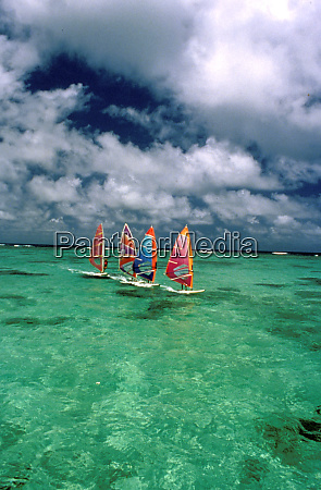 usa hawaii windsurfers