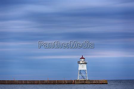 minnesota grand marais grand marais lighthouse