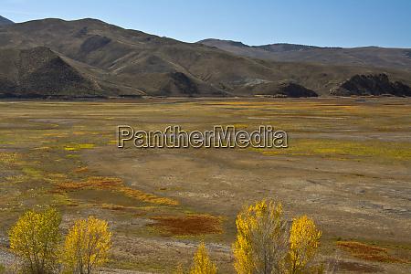 autumn mckay reservoir area pioneer mountains