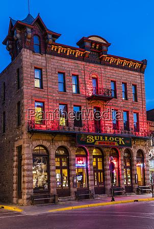 bullock hotel on the historic main