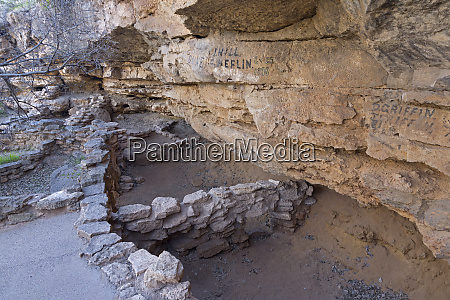 arizona montezuma well swallet ruin
