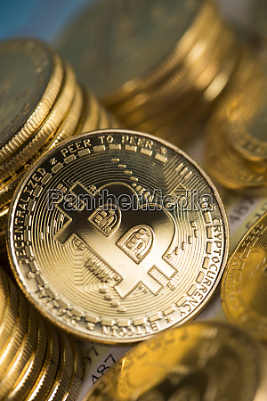 cryptocurrency business bitcoin coin and trading
