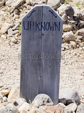 usa arizona tombstone boothill graveyard