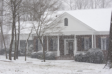usa tennessee winter snow storm warm