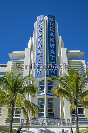 breakwater hotel south beach miami florida