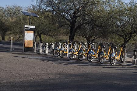 tugo rental bikes tucson arizona usa