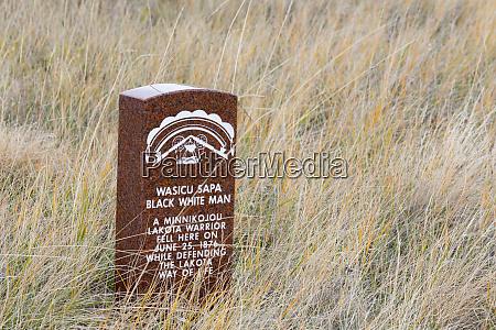 montana little bighorn battlefield national monument