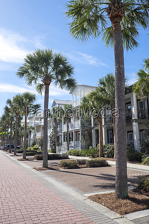 vacation townhomes seacrest beach florida usa
