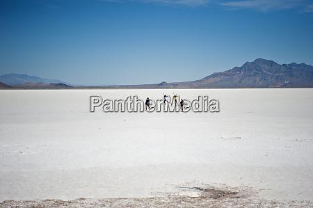 usa nevada great salt lake bonneville